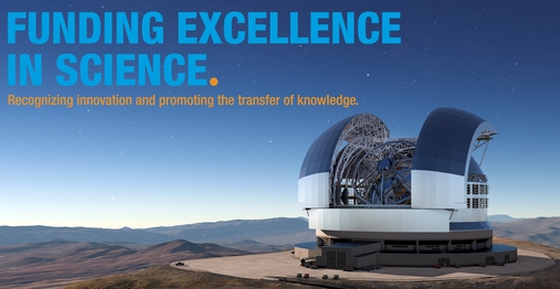 Bild: Extremely Large Telescope (ELT) (Chile)